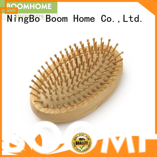 Boom Home facial wooden paddle brush inquire now for home