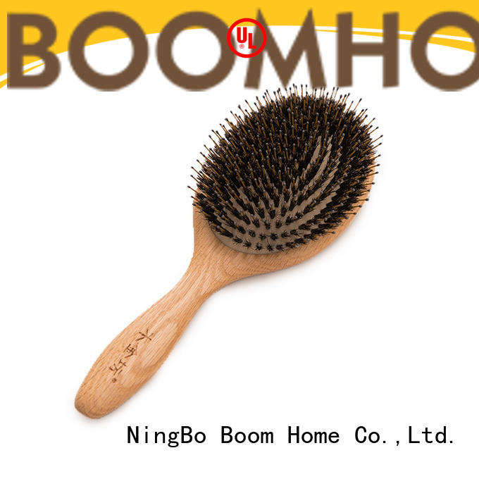natural bamboo comb easy personalized for men