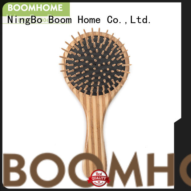 Boom Home large bamboo comb wholesale for men