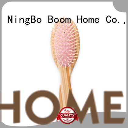 eco-friendly bamboo comb supplier for thick hair