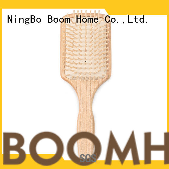 Wholesale wooden hair brush boar for business for home