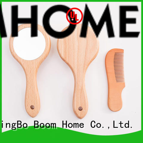 Boom Home newborns kids hair brush from China for household