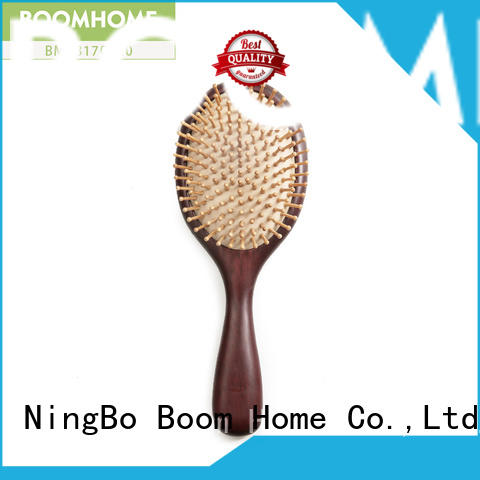 Boom Home large wooden hair brush fashion for shop