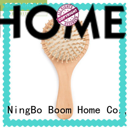 Boom Home eco-friendly wooden comb inquire now for shop
