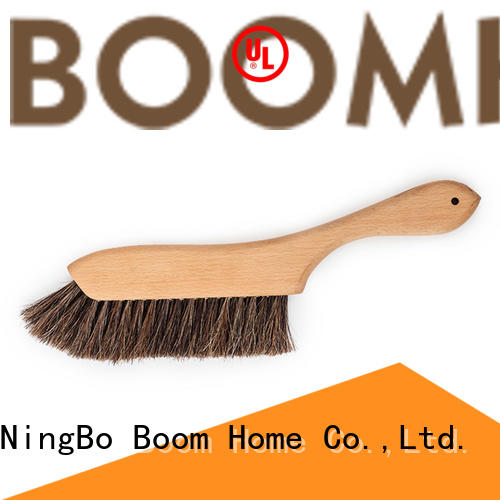 Boom Home widely used wooden brushes from China for blanket