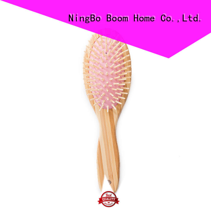 Boom Home New bamboo hair comb suppliers for curly hair