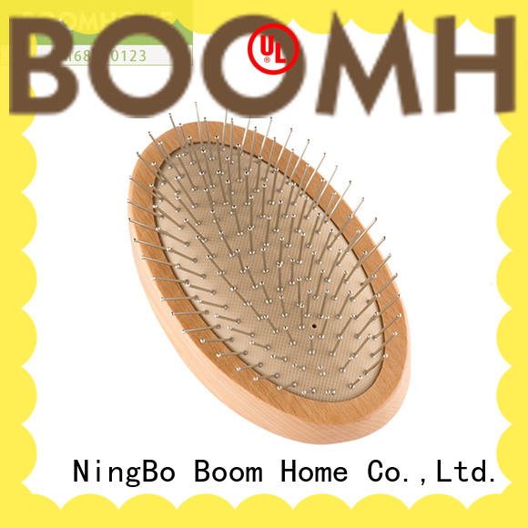 Boom Home men wooden paddle brush inquire now for shop