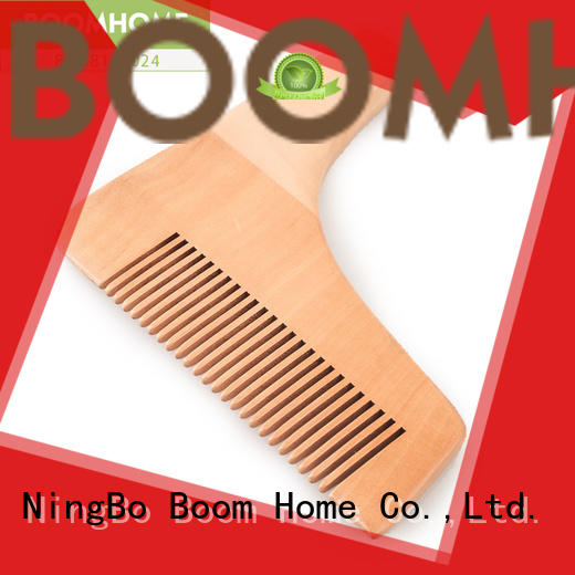 Boom Home Wholesale wooden comb for business for home