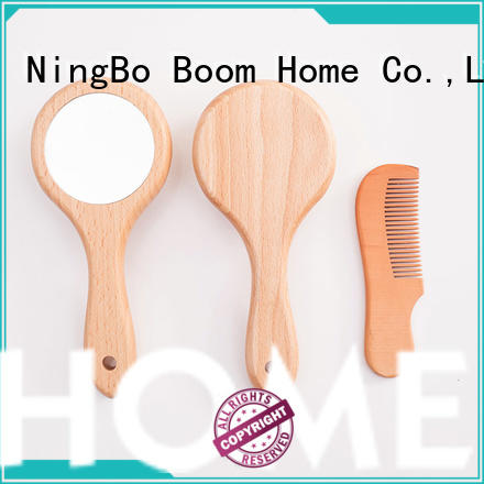 toddler hair brush set bristle for infant Boom Home