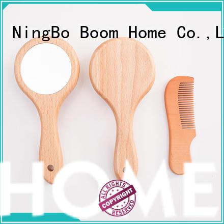 toddler hair brush set bristle for infant Boom Home