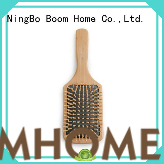 Boom Home care wooden comb factory for hotel