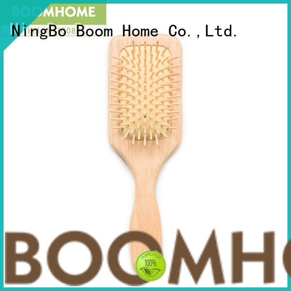 anti-static wooden hair brush style with good price for travel