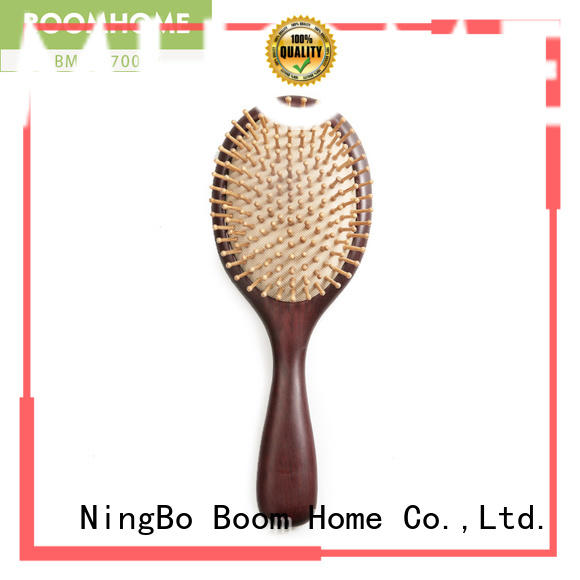 eco-friendly wooden hair brush airbag inquire now for travel