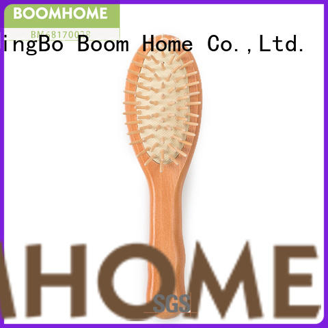 Boom Home static wooden comb factory for hotel