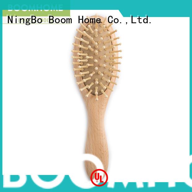 gentle infant hair brush wooden manufacturer for infant