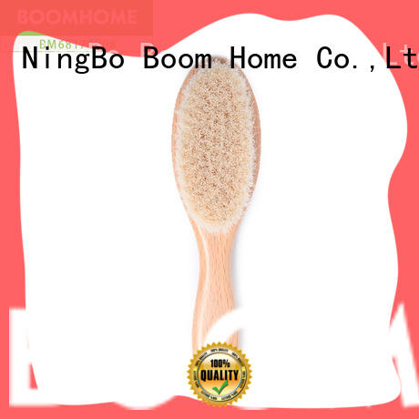 Boom Home High-quality newborn hair brush company for household