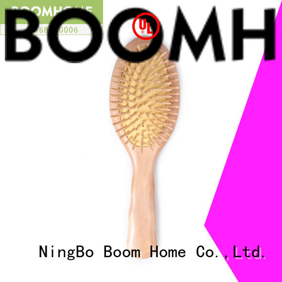 noble wooden hair brush brushes inquire now for travel