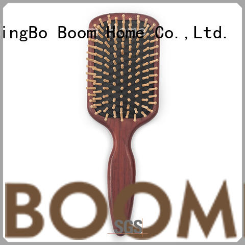 boar wooden brush for hair growth holiday for travel Boom Home