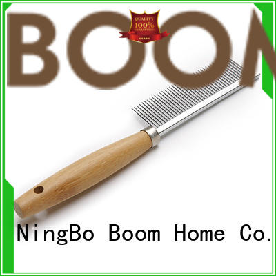 Boom Home New pet combs and brushes manufacturers for home