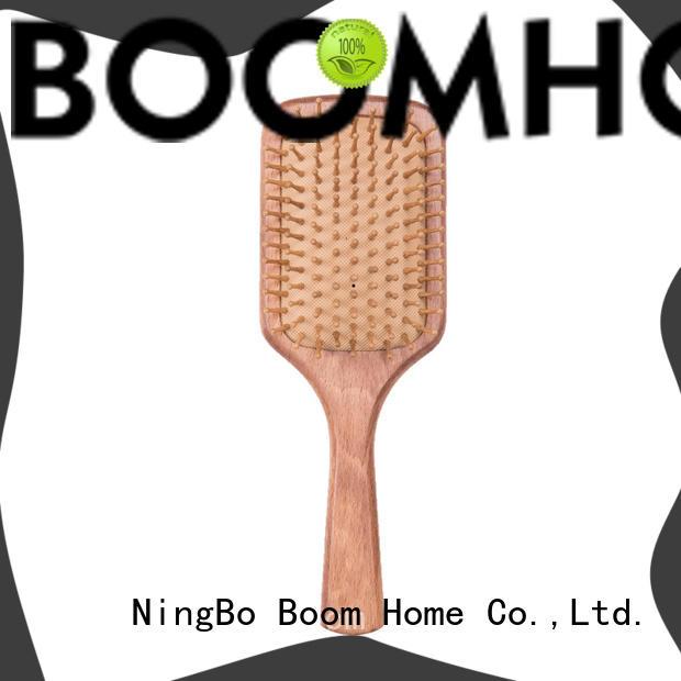 Boom Home private wooden comb design for shop