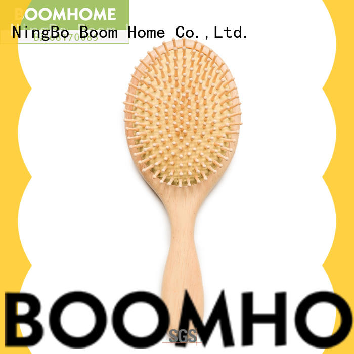 wood wooden hair comb bamboo for hotel Boom Home