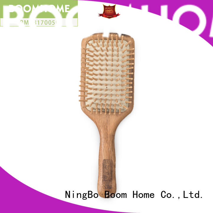 Latest wood hair brush detangling for sale for shop