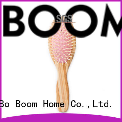 Boom Home Wholesale bamboo comb factory for thick hair