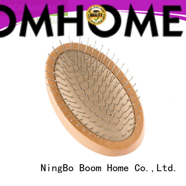 round wooden bristle brush series for home