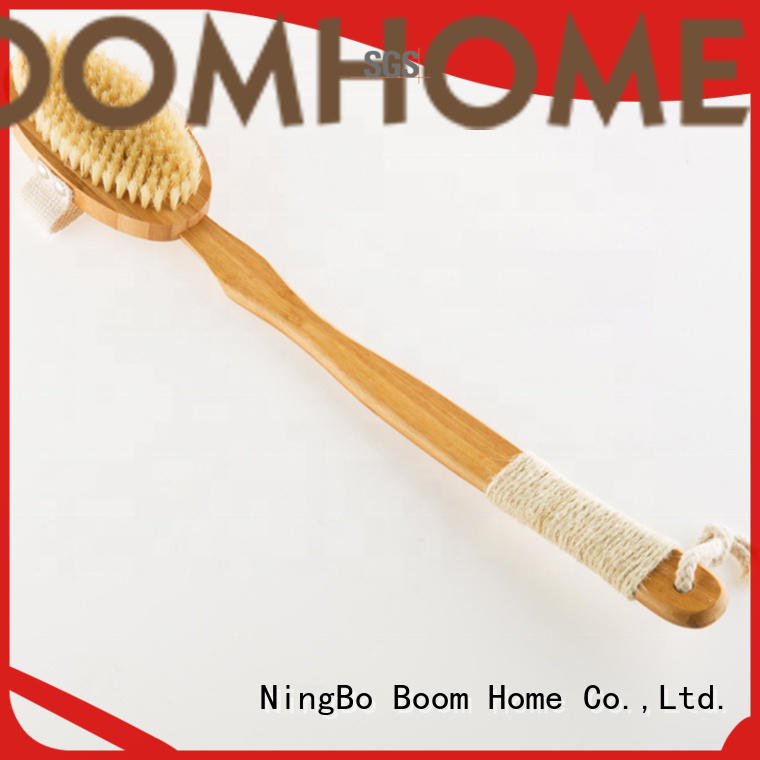 Boom Home brush body cleaning brush design for dry skin