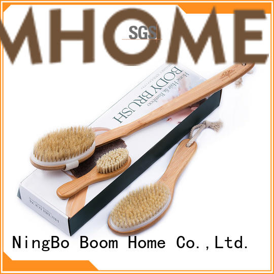 Boom Home Best body cleansing brush manufacturers for dry skin