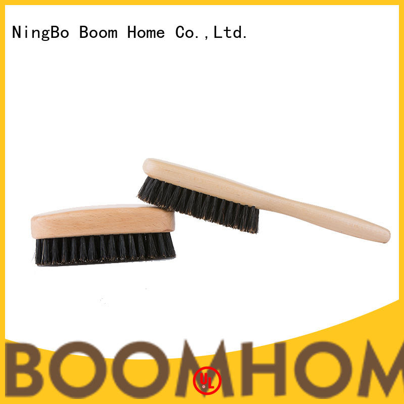 Boom Home nylon bristle hair brush inquire now for men
