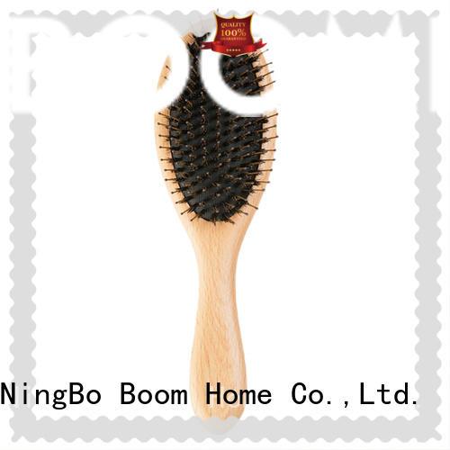Boom Home nylon boar hair brush supply for men