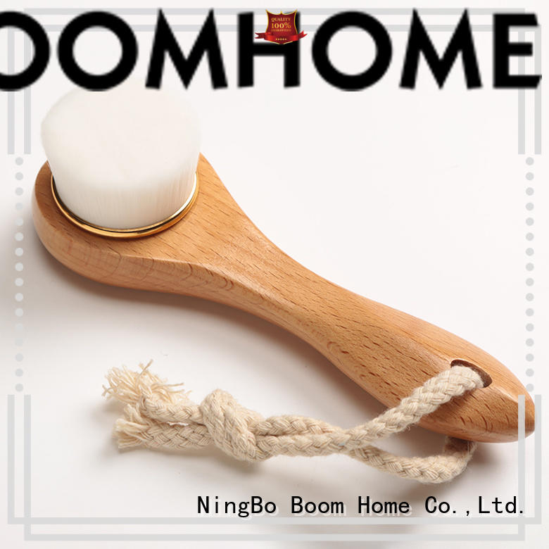 Boom Home eco-friendly natural face brush supply for makeup