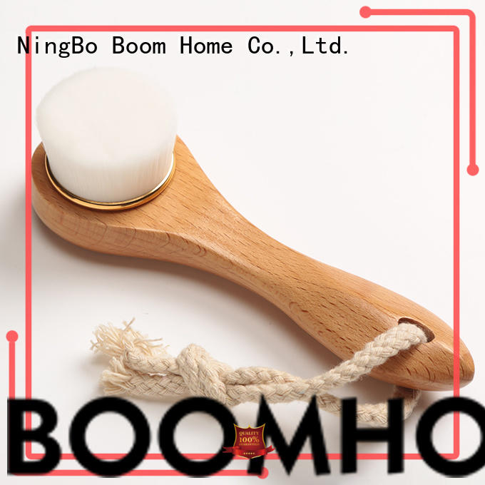 high quality soft bristle face cleansing brush wholesale for girls