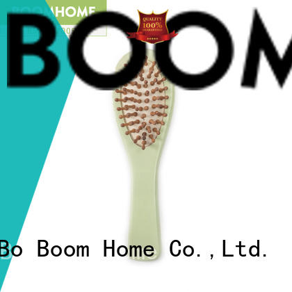Boom Home High-quality wooden paddle hair brush for business for shop