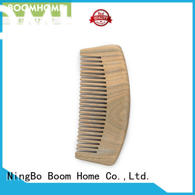 Boom Home large wooden comb design for hotel