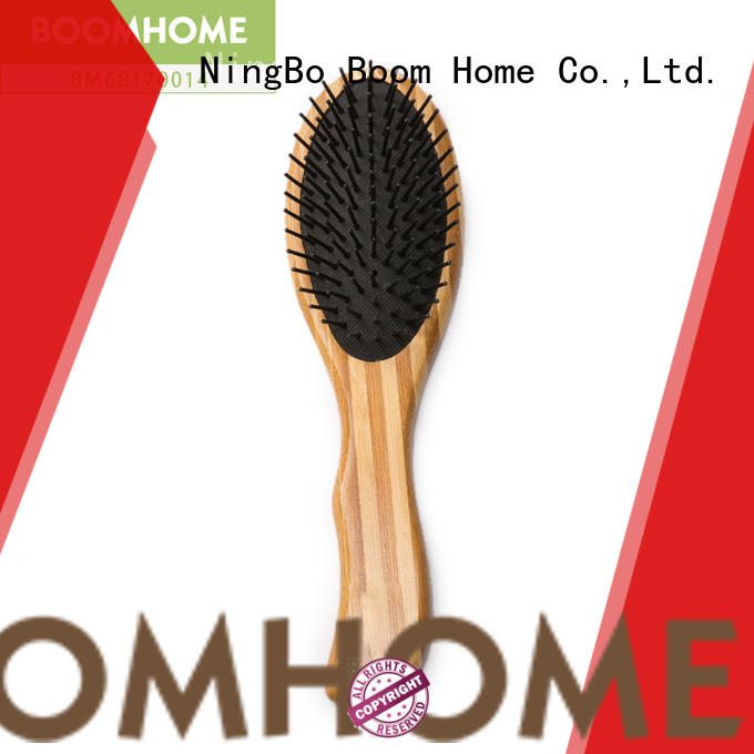 Wholesale bamboo hair comb dry manufacturers for women