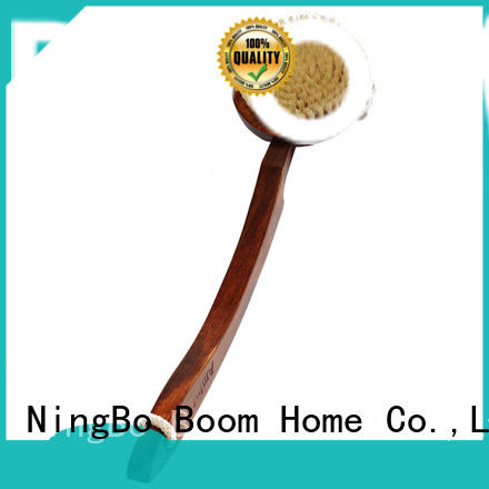 bristle body cleansing brush bamboo for body Boom Home