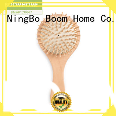 Boom Home noble wooden hair comb factory for home