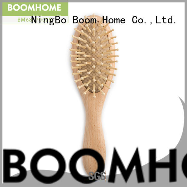 eco-friendly newborn hair brush bristles manufacturer for kids