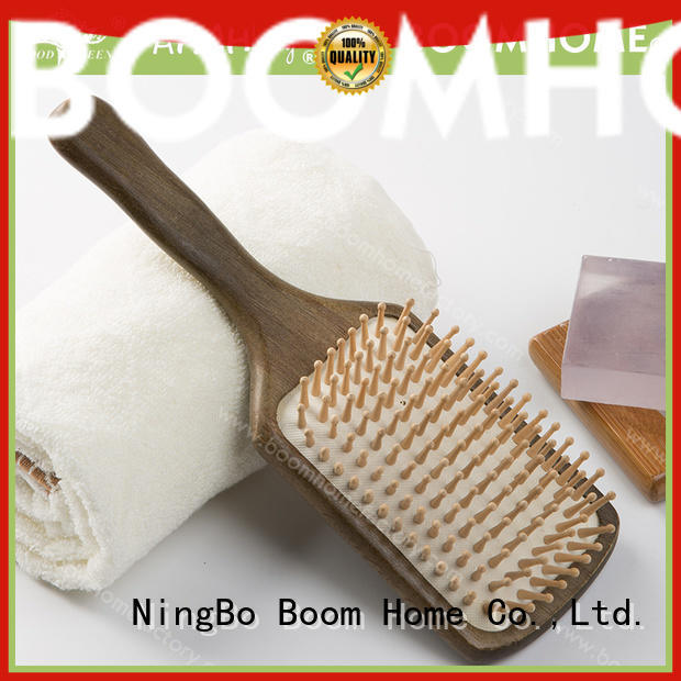 Boom Home no wooden paddle brush factory for shop