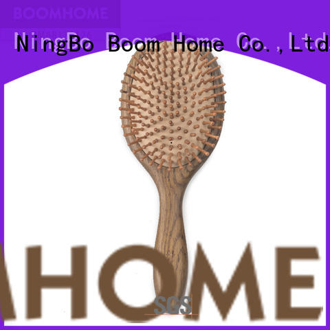 Latest wood hair brush carry manufacturers for home