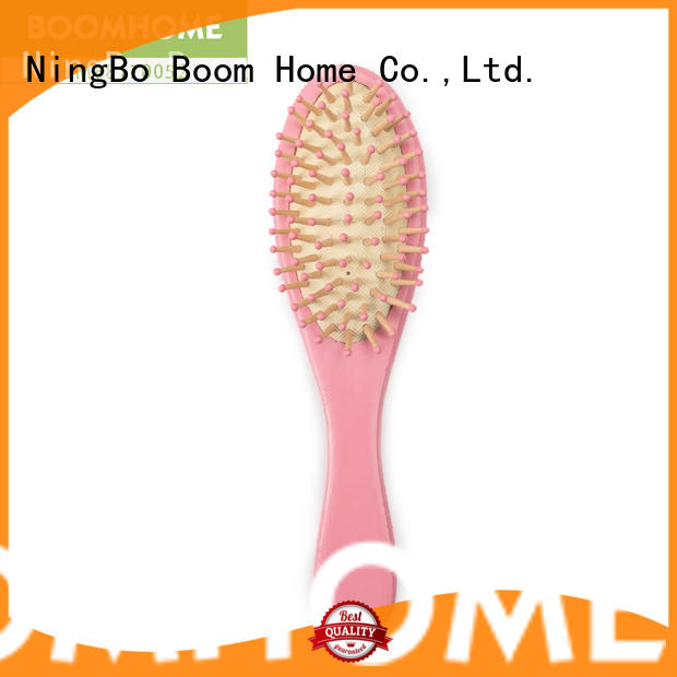 Boom Home gift wooden comb with good price for travel