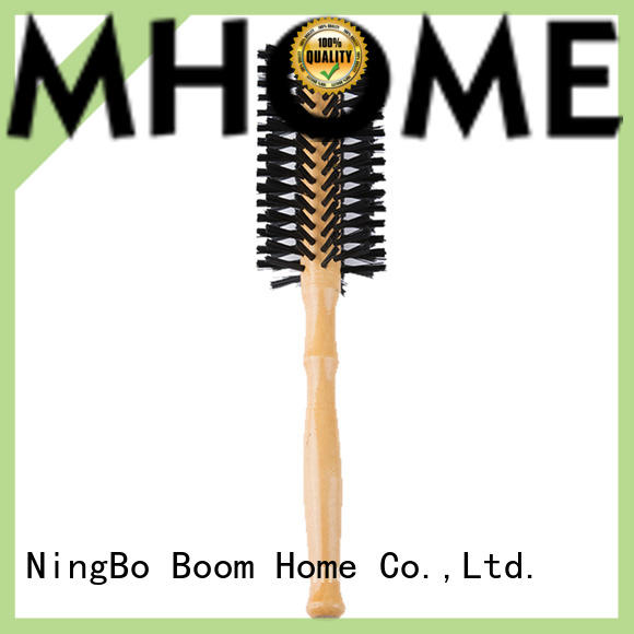Boom Home pure round styling hair brush dryer for travel