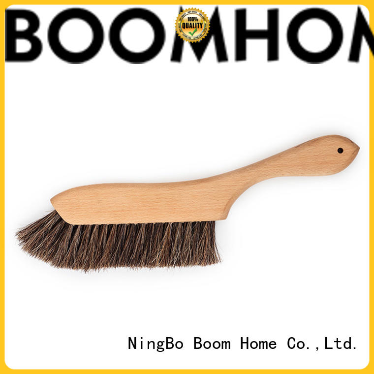 smooth wooden brush manufacturers directly sale for keyboard
