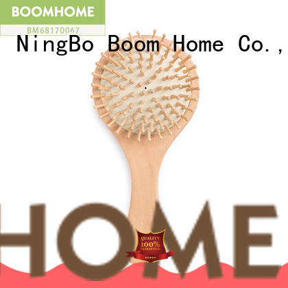 Boom Home Best wooden hair comb supply for hotel