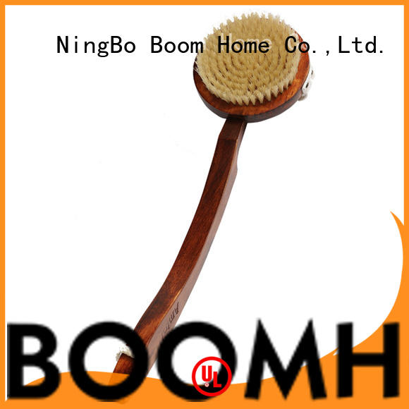 Boom Home detachable bathtub cleaning brush directly sale for body