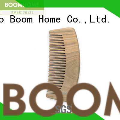 Boom Home portable wood hair brush factory for shop