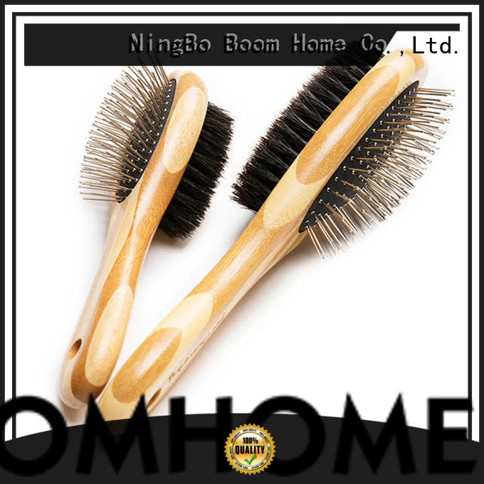 Boom Home double sided pet brush inquire now for household
