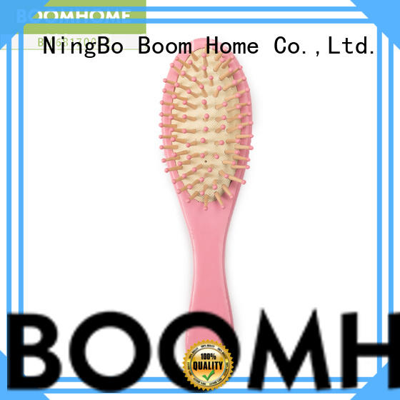 High-quality wooden hair brush detangling manufacturers for shop